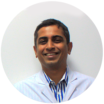 Dr. Satish G Agraharam